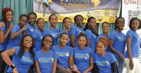 Scholarships for African Women by WAAW Foundation