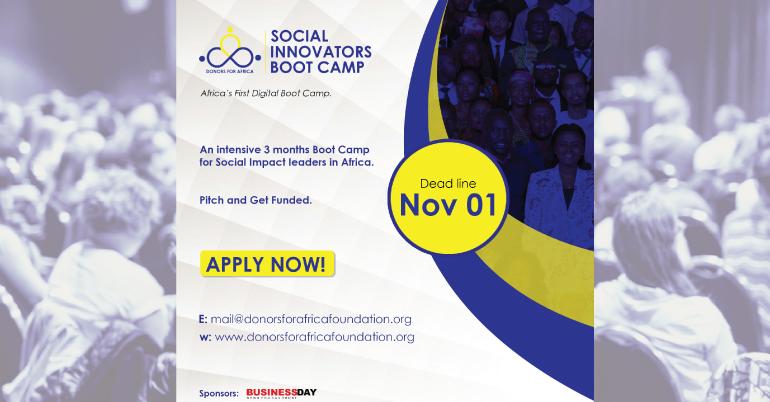 Social Innovators Bootcamp