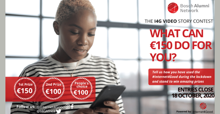 The I4G Video Story Contest 2020