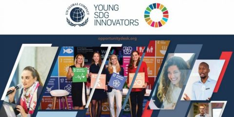 The Young SDG Innovators Programme 2020