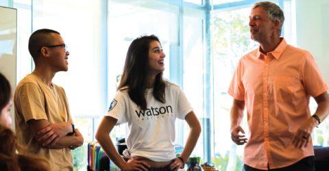 Virtual Watson Semester Accelerator – Spring 2021