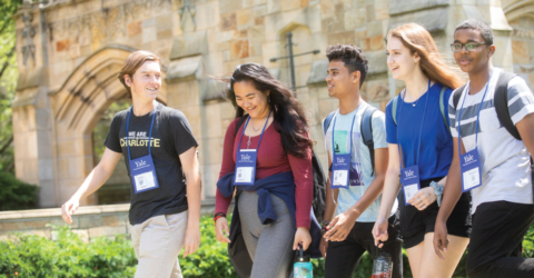Yale Young Global Scholars 2020