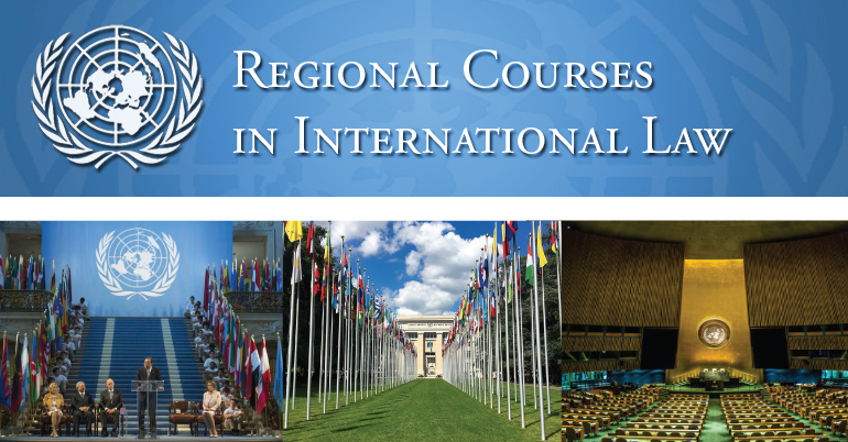2021 United Nations Regional Course for Africa