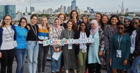 Generation Google Scholarships 2021
