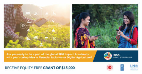 Call for Startups: SDG Impact Accelerator (SDGia) Programme 2021