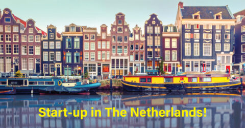 Start-up in The Netherlands!