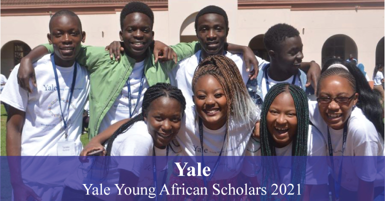 Yale Young African Scholars (YYAS) 2021