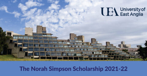Call for application: The Norah Simpson Scholarship in UK 2021-22