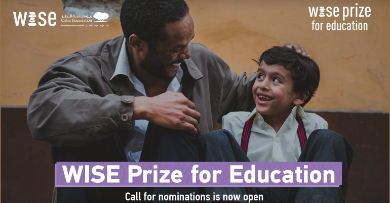 The WISE Prize for Education 2021