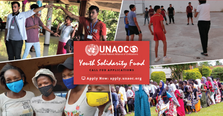 Youth Solidarity Fund (YSF) 2021
