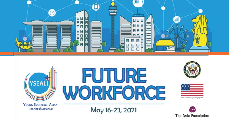 YSEALI Future Workforce 2021