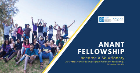 Anant Fellowship in Built Environment 2021-22 in India