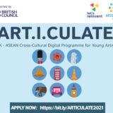 ARTICULATE: UK-ASEAN Cross-Cultural Digital Programme 2021