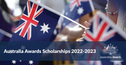 Australia Awards Scholarships 2022-2023