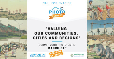 Call for Entries: Photography Competition 2021 – Valuing Our Communities, Cities And Regions