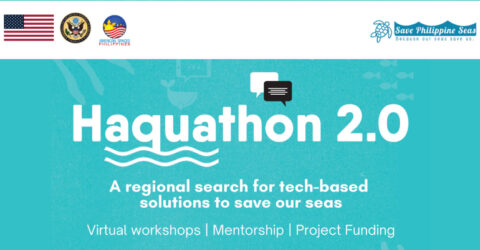 Haquathon 2.0 : A Regional Search for Tech-Based Solutions to Save Our Seas