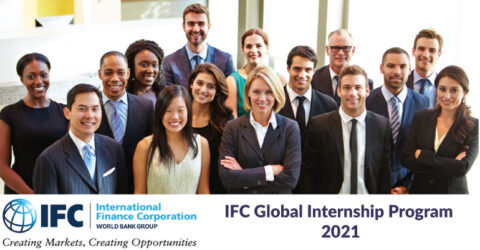 World Bank IFC Global Internship Program (GIP) 2021