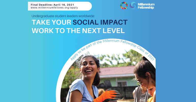 Millennium Fellowship Class of 2021