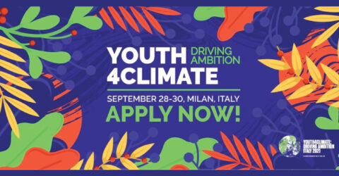 Youth4Climate: Driving Ambition Event in Milan, Italy