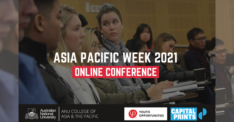 Asia Pacific Week 2021