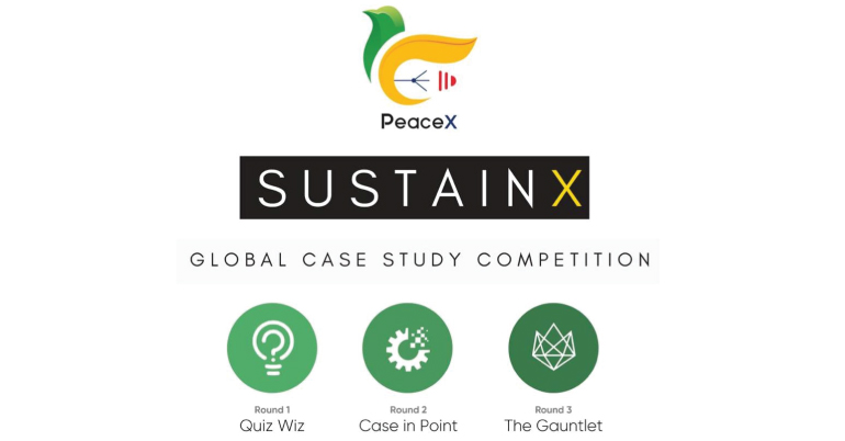 Global Case Study Competition 2021 by PeaceX