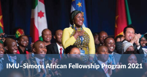 IMU–Simons African Fellowship Program 2021