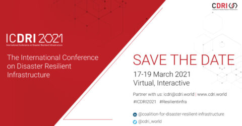 The International Conference on Disaster Resilient Infrastructure (ICDRI) 2021