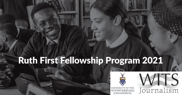 Ruth First Fellowship Program 2021