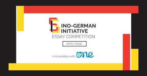 Sino-German Initiative Essay Competition 2021