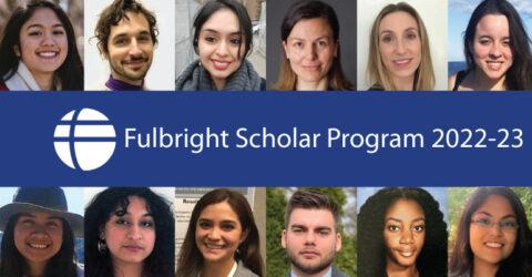 U.S. Fulbright Scholar Program 2022-23