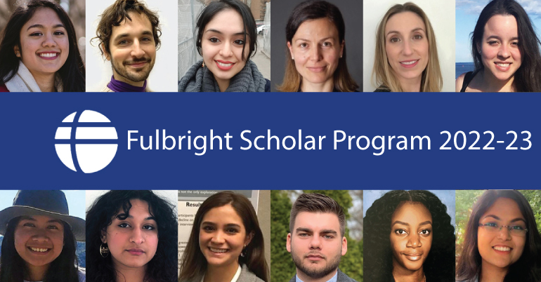 Fulbright Scholar Program 2022-23