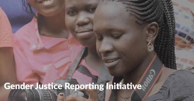 Gender Justice Reporting Initiative
