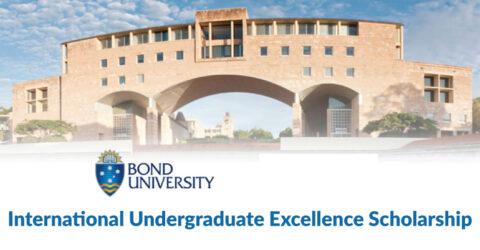 International Undergraduate Excellence Scholarship 2021 in Bond University