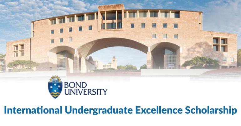 International Undergraduate Excellence Scholarship