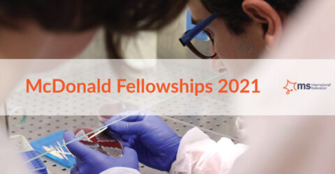 McDonald Fellowships 2021
