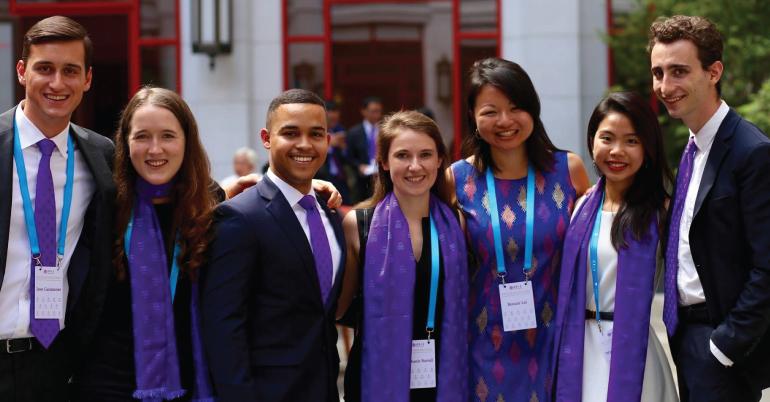 Schwarzman Scholars Program 2022-23 in China