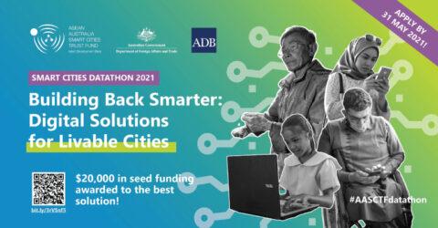Asian Development Bank Smart Cities Datathon 2021