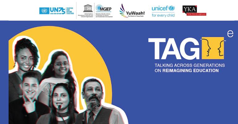 Talking Across Generations on Reimagining Education