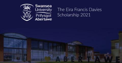 The Eira Francis Davies Scholarship 2021 – Swansea University