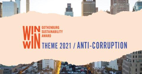 Win Win Gothenburg Sustainability Youth Award 2021 (Fully Funded)