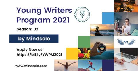 Young Writers Program 2021 by Mindselo (Season 2)