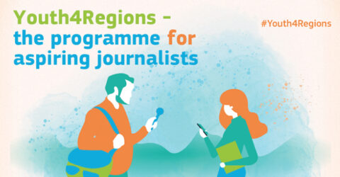 Youth4Regions – The Programme for Aspiring Journalists by European Commission 2021