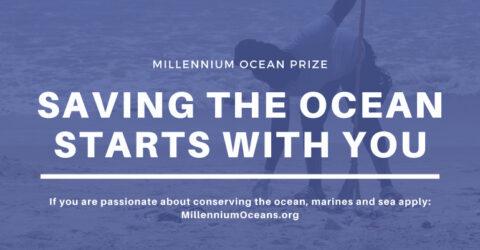 7th Annual Millennium Oceans Prize 2021