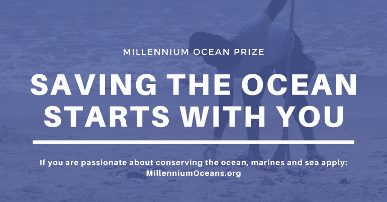 7th Annual Millennium Oceans Prize