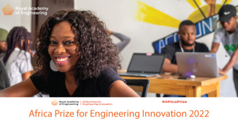 Africa Prize for Engineering Innovation 2022