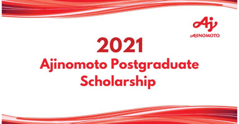 Ajinomoto Scholarship Foundation: Scholarships for International Students