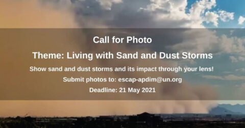 APDIM Call for Photography 2021: Living with Sand and Dust Storms