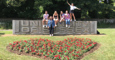 Artificial Intelligence & Data Science Postgraduate Conversion Scholarship 2021 in University of Sussex