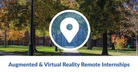 Augmented & Virtual Reality Remote Internships 2021