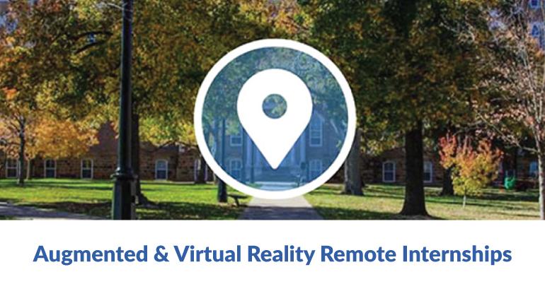 Augmented & Virtual Reality Remote Internships